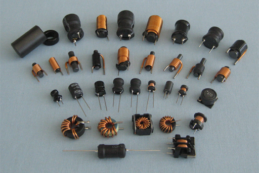 GEI Components inductors